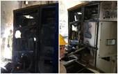 Nhà điều hành của nhà máy xi măng Xuân Thành nổ như bom