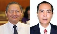 Thủ tướng phê chuẩn miễn nhiệm 2 Phó Chủ tịch UBND tỉnh, thành phố