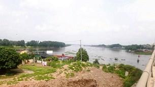 """Rúng động dự án nạo vét sông Đáy """"Đội vốn"""" từ 2 078 tỷ lên gần 10 000 tỷ đồng"""