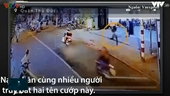 Báo động gia tăng tình trạng cướp giật tại TP Hồ Chí Minh