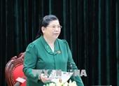 Triển khai Quyết định kiểm tra Ban Thường vụ Tỉnh ủy Ninh Bình