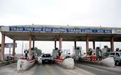 """Hà Nội đề nghị """"xóa sổ"""" trạm thu phí Bắc Thăng Long - Nội Bài"""