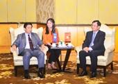 Lãnh đạo VKSND tối cao tiếp Đoàn đại biểu VKSND tỉnh Luông Pha Băng - Lào
