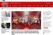 VTV hạn định thời gian nhận đề nghị chia sẻ bản quyền World Cup