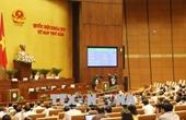 Quốc hội bỏ phiếu lùi thời gian thông qua dự án Luật đơn vị hành chính – kinh tế đặc biệt