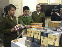 Phó Thủ tướng Trương Hòa Bình chỉ đạo tăng cường chống buôn lậu, kinh doanh trái phép xì gà