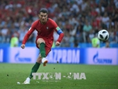 WORLD CUP 2018 Cú hat-trick giúp Ronaldo đi vào lịch sử