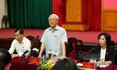 Tổng bí thư Nguyễn Phú Trọng Sự thật đã bị xuyên tạc, kích động để phá hoại