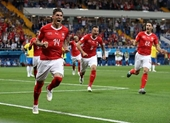 Coutinho lập siêu phẩm, Brazil vẫn không thể đánh bại Thụy Sĩ