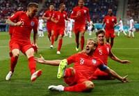 Harry Kane lập cú đúp giải cứu tuyển Anh trước Tunisia