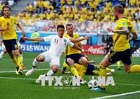 WORLD CUP 2018 Thụy Điển hạ Hàn Quốc nhờ công nghệ VAR