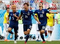 Chiến thắng Colombia, Nhật Bản nâng tầm bóng đá Châu Á