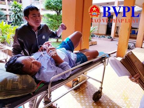 Thông tin tiếp vụ hai cha con bị bắn, chém ở Đắk Lắk