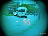Bị bắn tốc độ, lái xe khách chửi bới đe dọa lực lượng CSGT