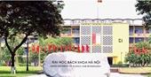 Thí điểm cơ chế tự chủ đối với 3 trường ĐH Kinh tế quốc dân, Kinh tế TP Hồ Chí Minh và Bách khoa Hà Nội