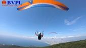 Bay dù lượn, ngắm Đà Nẵng từ độ cao 600m