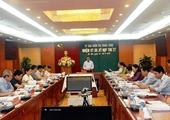 Ủy ban Kiểm tra Trung ương kỷ luật, đề nghị kỷ luật nhiều cán bộ cao cấp