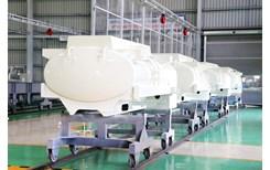 Thaco xuất khẩu bồn nhiên liệu 3 000 lít sang Hàn Quốc