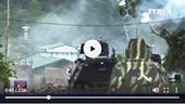 Clip cuộc truy bắt tội phạm ma túy đặc biệt nguy hiểm tại Lóng Luông