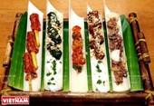 Bò nướng phương Nam - món ăn có thể thưởng thức bốn mùa