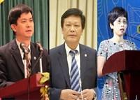 Thủ tướng Chính phủ bổ nhiệm, bổ nhiệm lại nhân sự 3 cơ quan