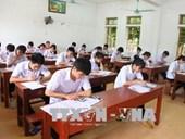 97,57 học sinh tốt nghiệp Trung học phổ thông toàn quốc năm 2018