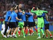 Đánh bại Anh, Croatia lần đầu tiên vào chung kết World Cup