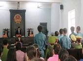 30 tháng tù giam cho mỗi bị cáo trong vụ gây rối trật tự công cộng tại Bình Thuận