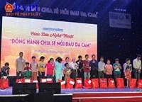 Đà Nẵng Kêu gọi ủng hộ nạn nhân chất độc da cam gần 8 tỷ đồng