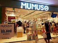 Hơn 99 hàng hóa của Công ty Mumuso được nhập khẩu từ Trung Quốc