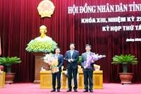 Chủ tịch HĐQT VietinBank được bầu làm Phó Chủ tịch tỉnh Quảng Ninh