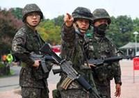 Hàn Quốc lập dự luật đặc biệt ngăn quân đội can thiệp chính trị