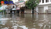 Ứng phó với diễn biến của áp thấp gây mưa lớn kéo dài