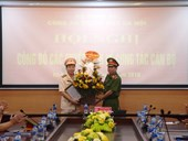 Bổ nhiệm Phó Thủ trưởng Cơ quan Cảnh sát điều tra, Công an TP Hà Nội