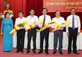 UBND tỉnh Kiên Giang có Phó Chủ tịch mới