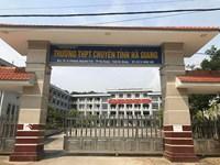 Thủ tướng chỉ đạo xử lý nghiêm sai phạm về kết quả thi THPT bất thường tại Hà Giang