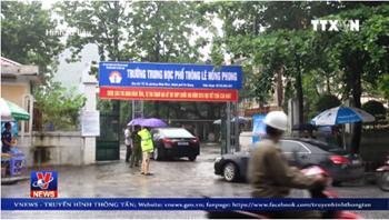 Đã xác định được đối tượng gây ra sai phạm điểm thi ở Hà Giang