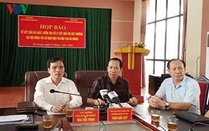 Hơn 300 bài thi của thí sinh đã bị sửa điểm ở Hà Giang