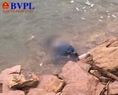 Phát hiện thi thể một phụ nữ trôi dạt trên Hồ Kẻ Gỗ