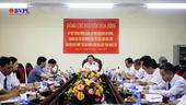 Chánh án Tòa án nhân dân tối cao làm việc với Tòa án tỉnh Nghệ An