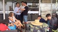 5 du khách quốc tế được giải cứu ở vịnh Hạ Long