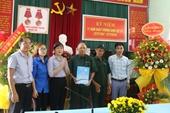 Gần 58 000 thân nhân sĩ quan quân đội tham gia BHYT
