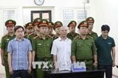 Tuyên phạt bị cáo Phan Văn Anh Vũ 9 năm tù về tội Cố ý làm lộ bí mật nhà nước