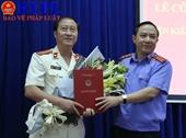 Trao Quyết định bổ nhiệm Phó Viện trưởng VKSND TP Đà Nẵng