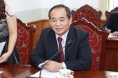 Thứ trưởng Lê Khánh Hải ứng cử chức Chủ tịch VFF