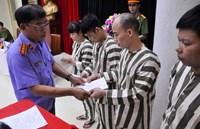 VKSND tối cao giải đáp vướng mắc về thi hành quyết định tha tù trước thời hạn có điều kiện