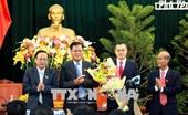 Ông Phạm Đại Dương đắc cử chức Chủ tịch UBND tỉnh Phú Yên