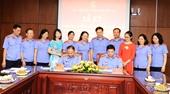 Ký Quy định phối hợp giữa Vụ 8 với Trường Đào tạo, bồi dưỡng nghiệp vụ kiểm sát tại TP Hồ Chí Minh