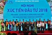 Thủ tướng Nguyễn Xuân Phúc dự Hội nghị Xúc tiến đầu tư tại Tiền Giang