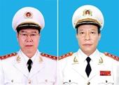 Bộ Công an bổ nhiệm Thủ trưởng Cơ quan ANĐT và CSĐT